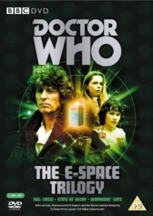 Doctor Who: E-space Trilogy, DVD