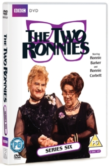 The Two Ronnies: Series 6, DVD
