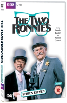 The Two Ronnies: Series 11, DVD