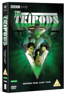 The Tripods: Series 1 and 2, DVD
