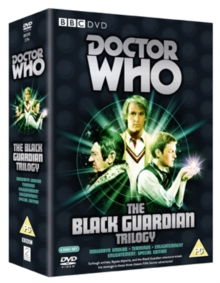 Doctor Who: The Black Guardian Trilogy, DVD