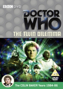Doctor Who: The Twin Dilemma, DVD