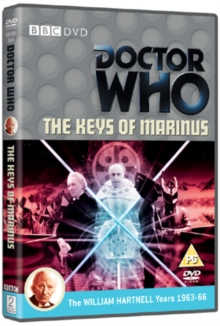 Doctor Who: The Keys of Marinus, DVD