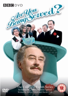 Are You Being Served?: Series 8, DVD