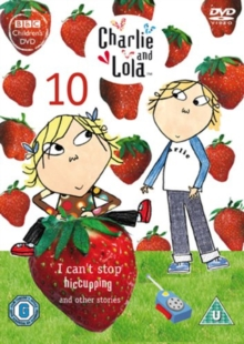 Charlie and Lola: I Can't Stop Hiccupping, DVD