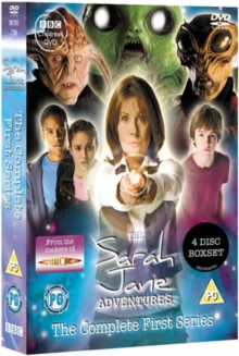 The Sarah Jane Adventures: The Complete First Series, DVD