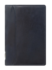 FILOFAX POCKET SLIM LOCKWOOD NAVY ORGANI,
