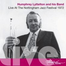 Live at the Nottingham Jazz Festival 1972, CD / Album