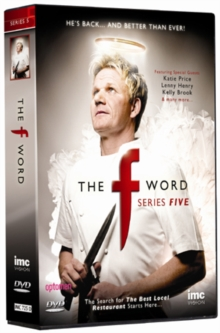 The F Word: Series 5, DVD