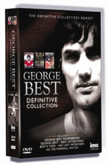 George Best: The Definitive Collection, DVD