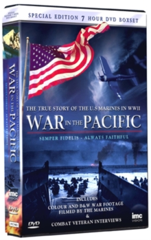 War in the Pacific - The True Story of the US Marines in WWII, DVD