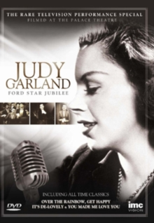 Judy Garland: Ford Star Jubilee, DVD