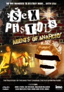 Sex Pistols: Agents of Anarchy, DVD