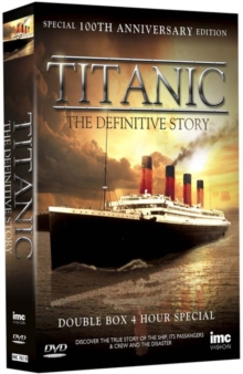 Titanic: The Definitive Story, DVD