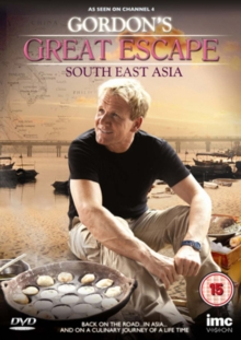 Gordon's Great Escape: South East Asia, DVD