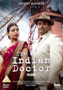 The Indian Doctor: Series 1, DVD