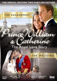 Prince William and Catherine: The Royal Love Story, DVD