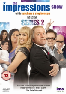 The Impressions Show With Culshaw and Stephenson: Series 2, DVD DVD