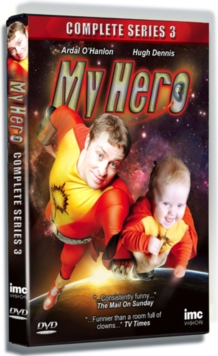 My Hero: The Complete Series 3, DVD