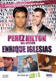 Perez Hilton: All Access - Enrique Iglesias, DVD