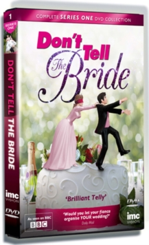 Don't Tell the Bride: Series 1, DVD