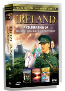 Ireland - A Celebration of History, Verse and Children's Stories, DVD