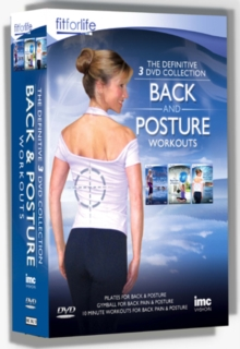 Back and Posture Workouts, DVD  DVD