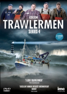 Trawlermen: Series 4, DVD