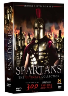 Spartans: The Ultimate Collection, DVD