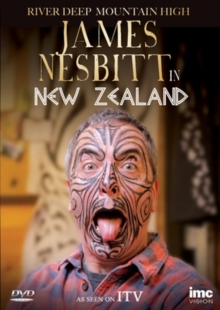 River Deep Mountain High - James Nesbitt in New Zealand, DVD