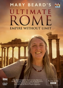 Mary Beard's Ultimate Rome - Empire Without Limit, DVD DVD