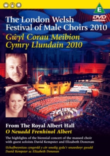 The London Welsh Festival of Male Choirs 2010, DVD