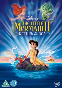 The Little Mermaid II - Return to the Sea, DVD