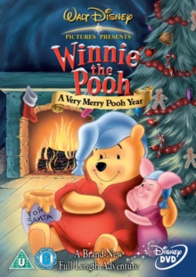 Winnie the Pooh: A Very Merry Pooh Year, DVD