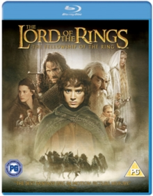 The Lord of the Rings: The Fellowship of the Ring, Blu-ray