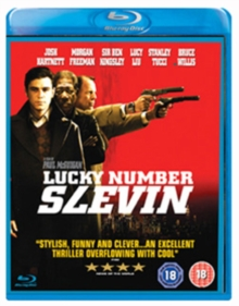 Lucky Number Slevin, Blu-ray