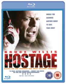 Hostage, Blu-ray