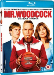 Mr Woodcock, Blu-ray  BluRay