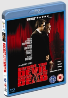 Before the Devil Knows You're Dead, Blu-ray