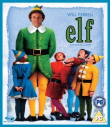 Elf, Blu-ray  BluRay
