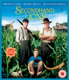 Secondhand Lions, Blu-ray