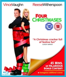 Four Christmases, Blu-ray