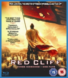 Red Cliff, Blu-ray