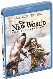 The New World: Extended Cut, Blu-ray