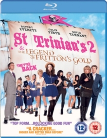 St Trinian's 2 - The Legend of Fritton's Gold, Blu-ray
