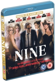 Nine, Blu-ray  BluRay