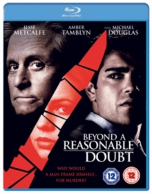 Beyond a Reasonable Doubt, Blu-ray