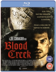 Blood Creek, Blu-ray