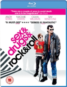Sex and Drugs and Rock and Roll, Blu-ray