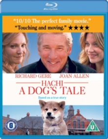 Hachi - A Dog's Tale, Blu-ray